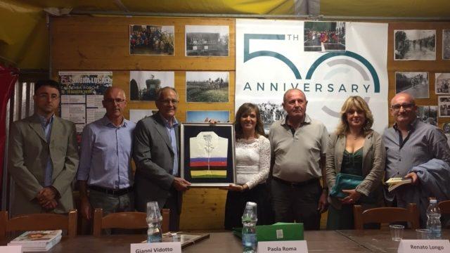 A Calderba 50 anni di storia