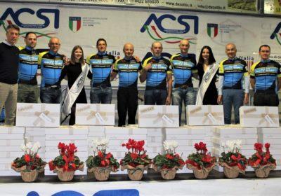 Acsi Treviso festeggia i suoi campioni