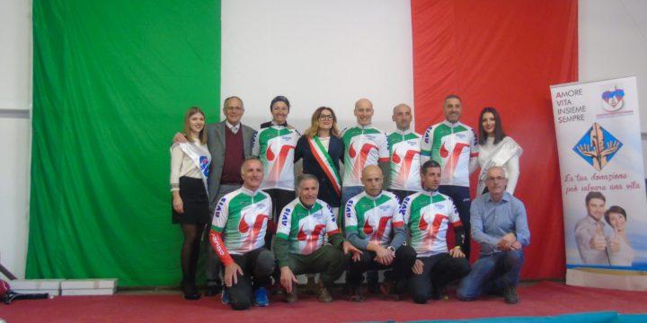 A Calderba il primo tricolore dell'anno