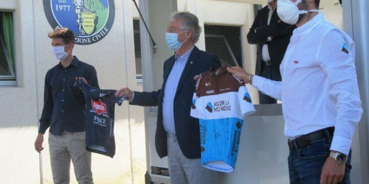 Lino Bet « il ciclismo è sorgente di vita »