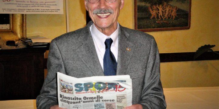 """Eugenio Giordan """"va in pensione"""" !"""