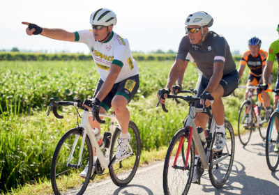 Nel ciclismo ci sono gregari e capitani,non tutti sono campioni, pochi i fuoriclasse, poi c'è Lui Francesco Moser.