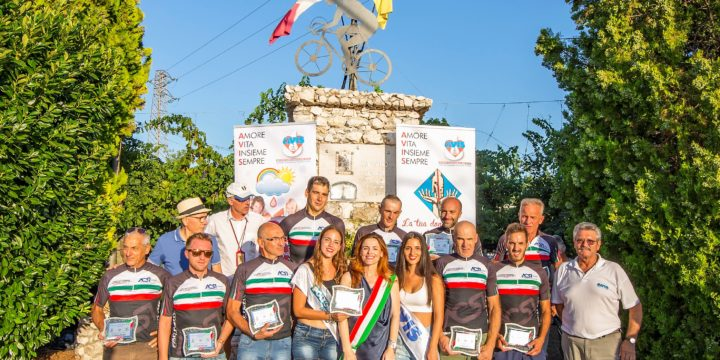 Il ciclismo continua, e ora tutti a Pradipozzo !!